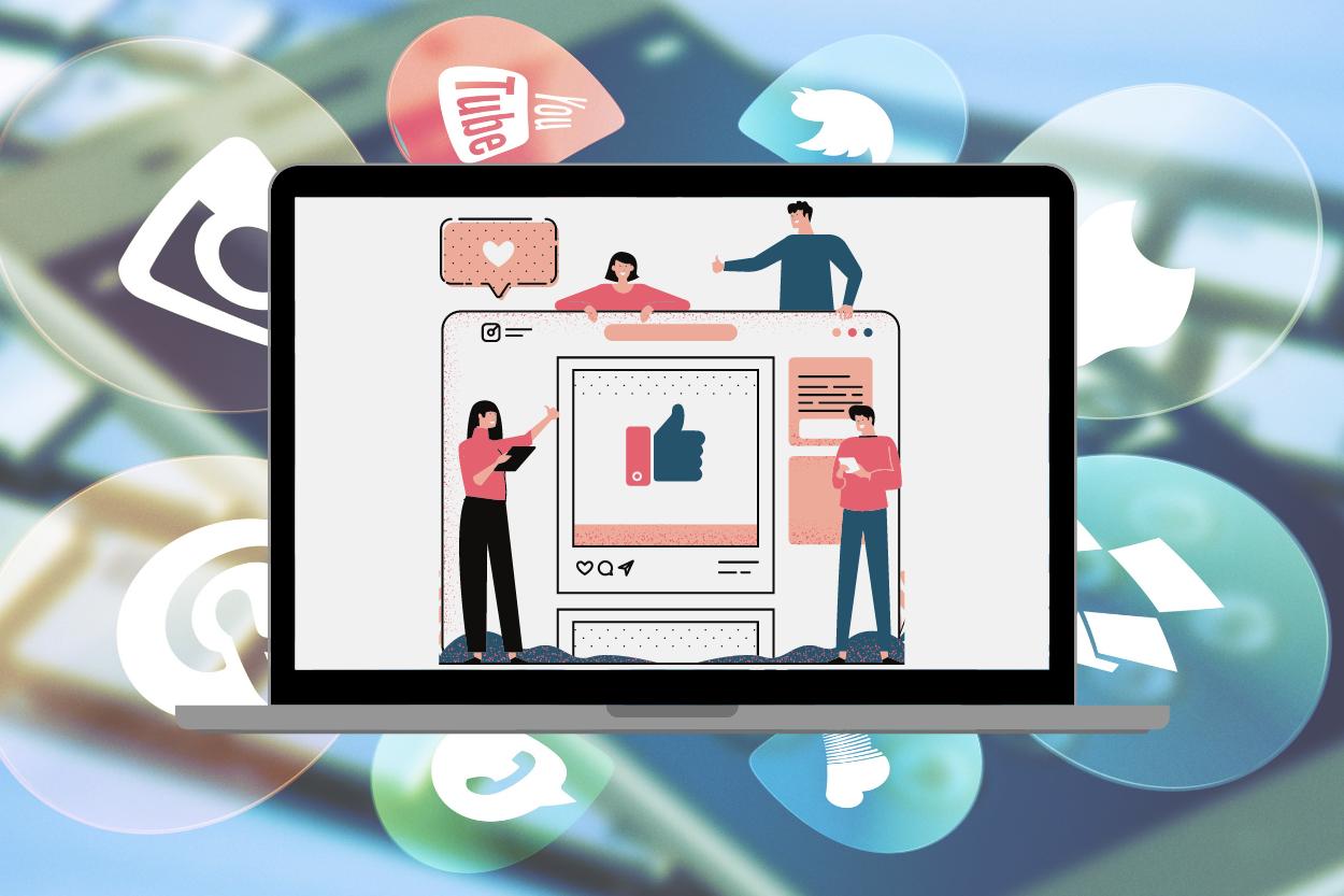 STAR Pearl Tech- social media marketing